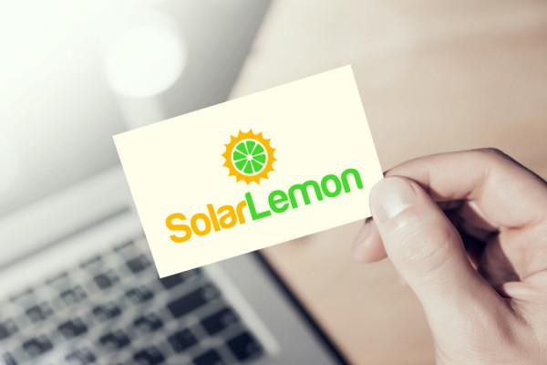 Sample branding #3 for Solarlemon