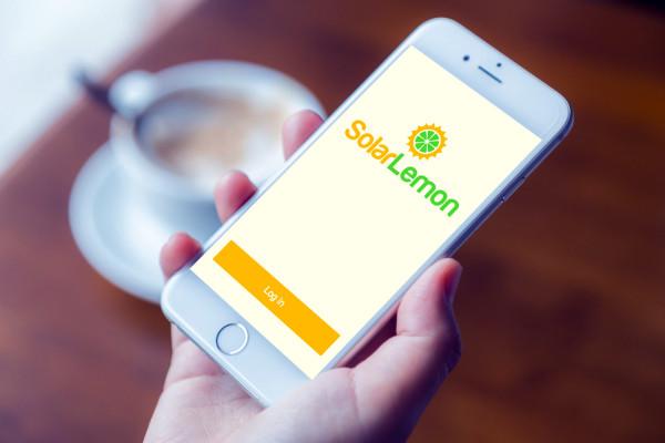 Sample branding #2 for Solarlemon