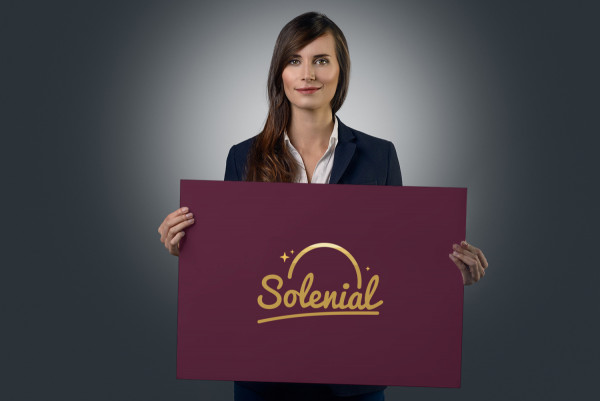 Sample branding #2 for Solenial
