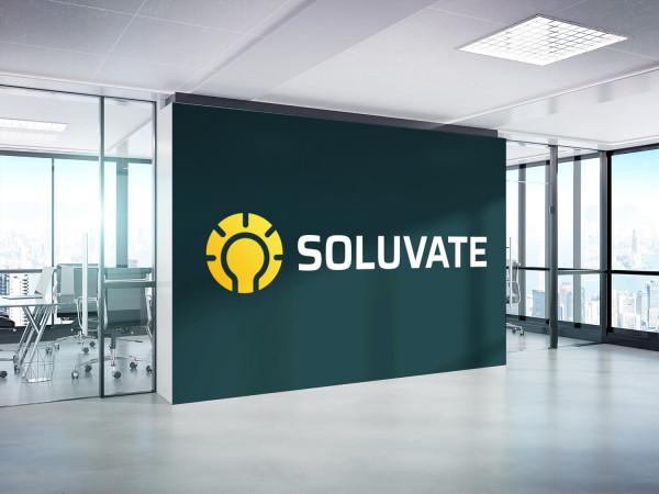 Sample branding #3 for Soluvate