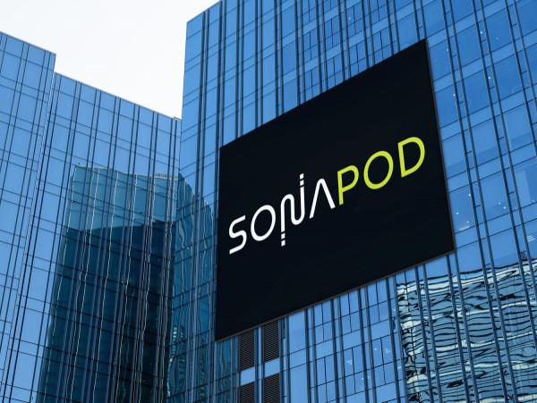 Sample branding #1 for Sonapod