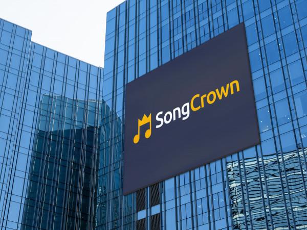 Sample branding #3 for Songcrown