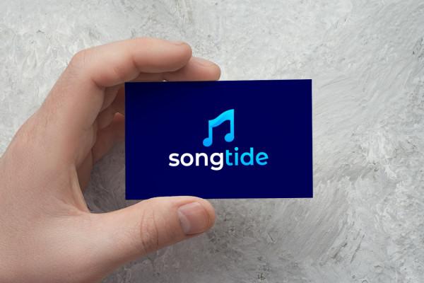Sample branding #2 for Songtide