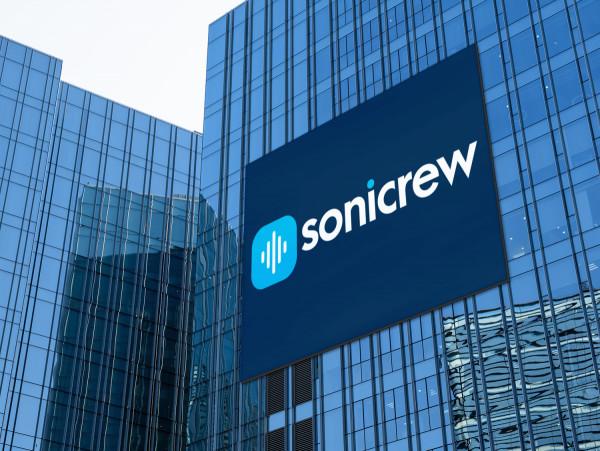 Sample branding #3 for Sonicrew