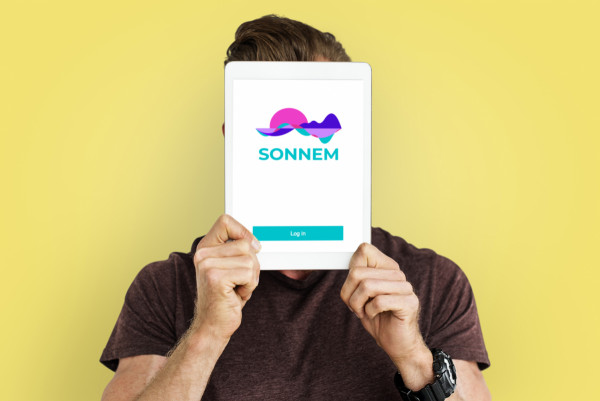 Sample branding #3 for Sonnem