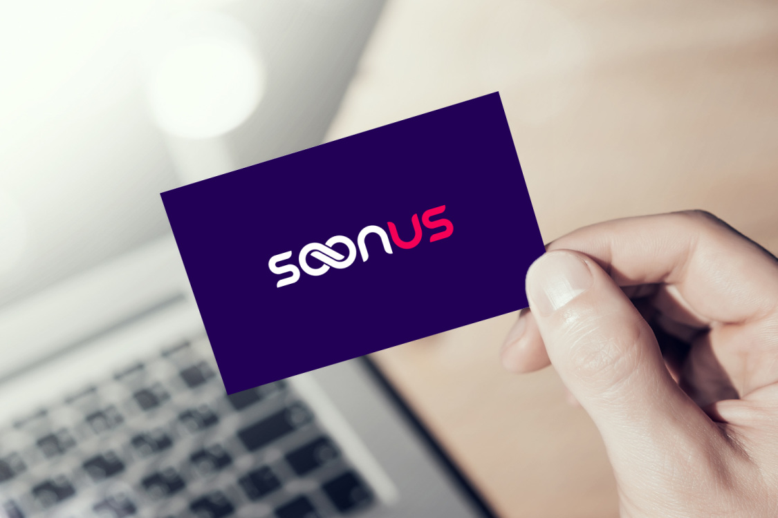 Sample branding #3 for Soonus