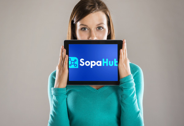 Sample branding #1 for Sopahub