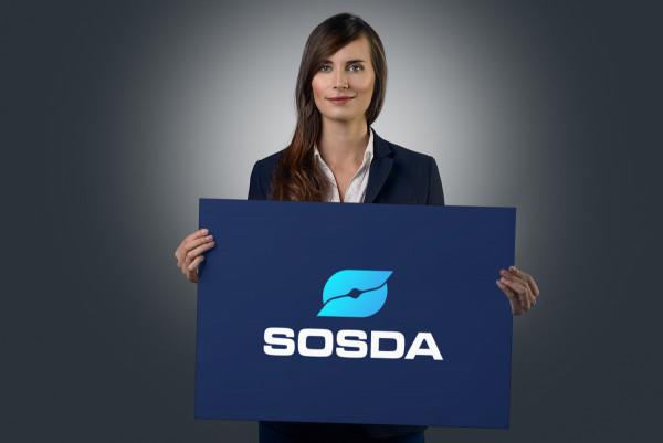 Sample branding #2 for Sosda