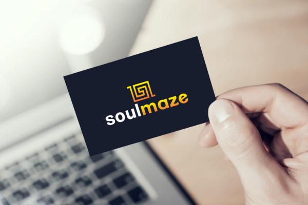 Sample branding #2 for Soulmaze