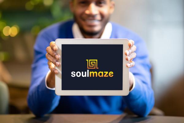 Sample branding #3 for Soulmaze