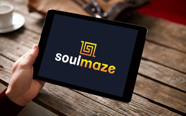 Sample branding #1 for Soulmaze