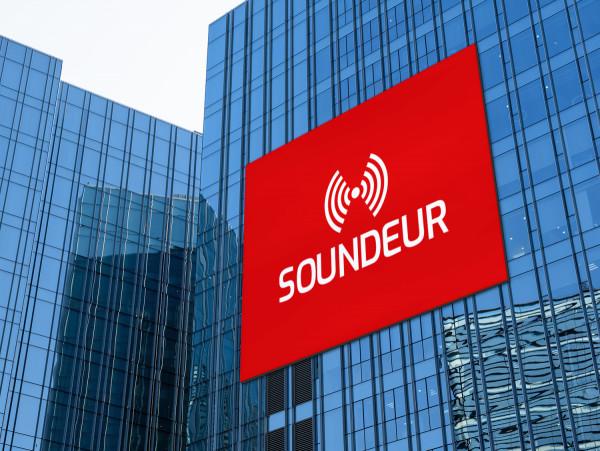 Sample branding #2 for Soundeur