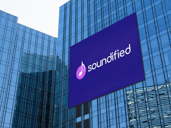 Sample branding #3 for Soundified