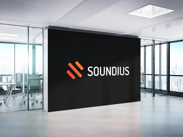 Sample branding #3 for Soundius