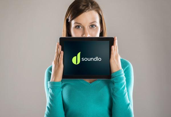 Sample branding #3 for Soundlo