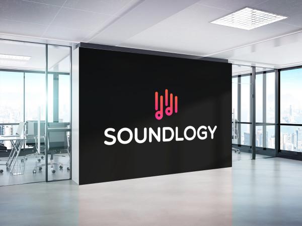 Sample branding #3 for Soundlogy