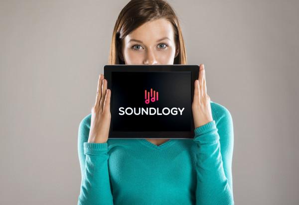 Sample branding #2 for Soundlogy