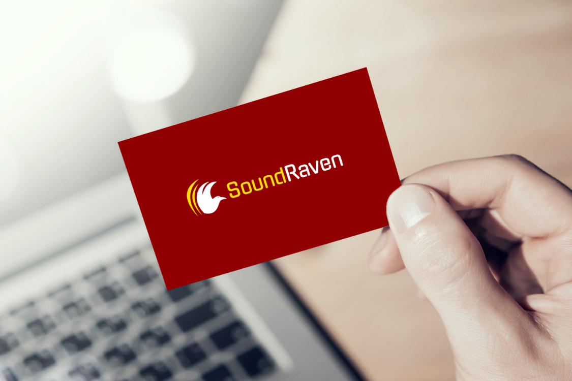 Sample branding #3 for Soundraven