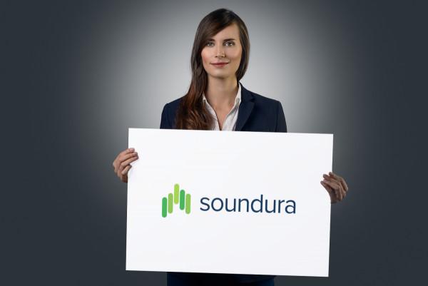 Sample branding #3 for Soundura