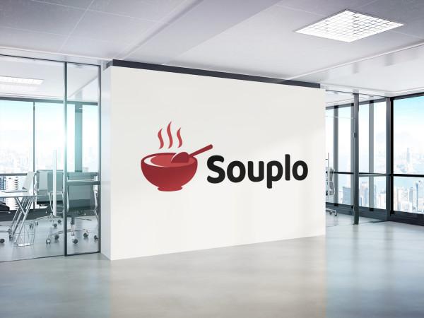 Sample branding #2 for Souplo