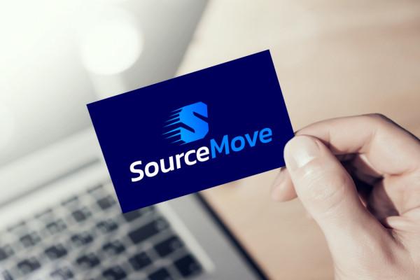 Sample branding #3 for Sourcemove