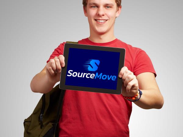Sample branding #1 for Sourcemove