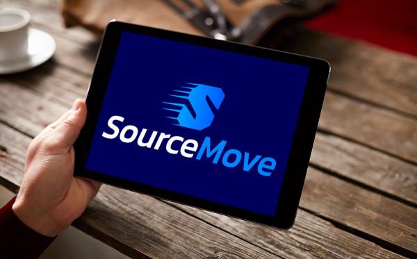 Sample branding #2 for Sourcemove