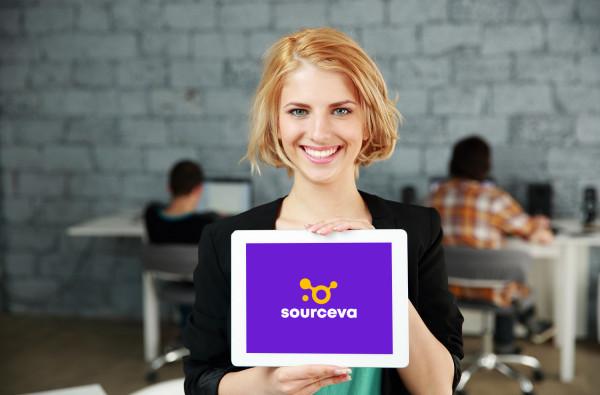 Sample branding #1 for Sourceva