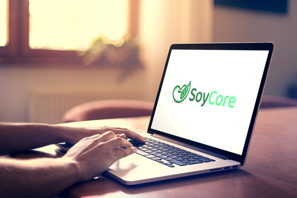 Sample branding #1 for Soycore