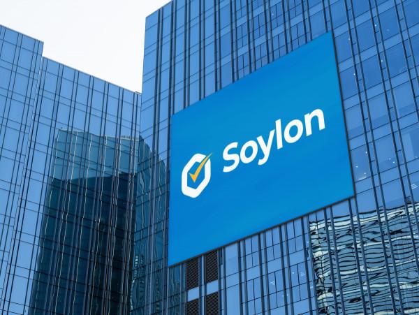 Sample branding #2 for Soylon