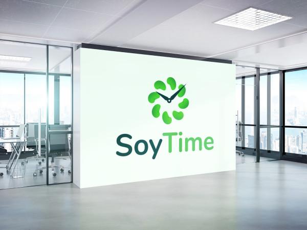 Sample branding #2 for Soytime