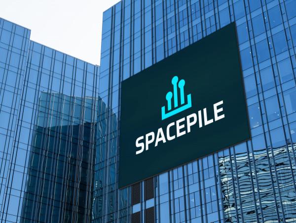 Sample branding #2 for Spacepile