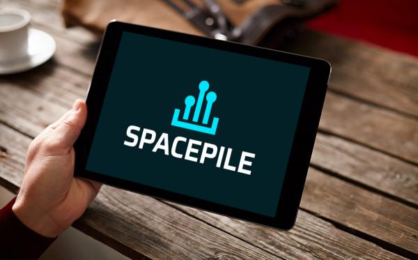 Sample branding #3 for Spacepile