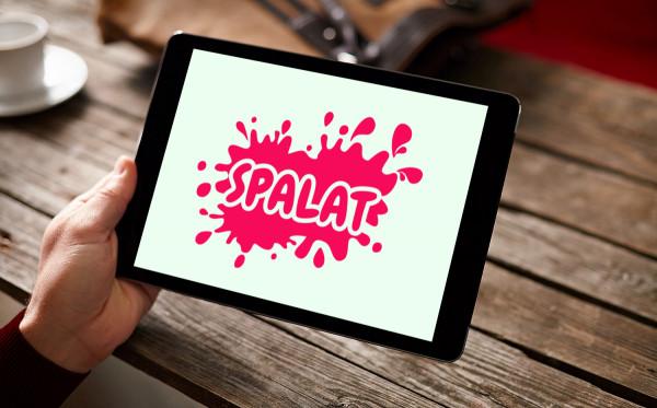 Sample branding #3 for Spalat