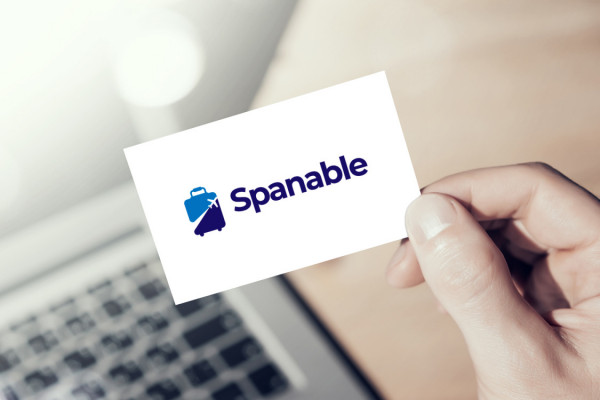 Sample branding #3 for Spanable