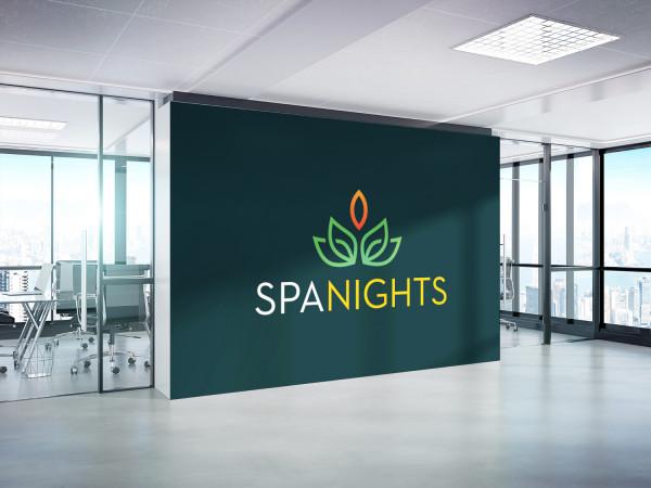 Sample branding #2 for Spanights