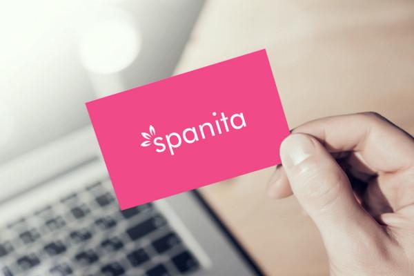 Sample branding #1 for Spanita
