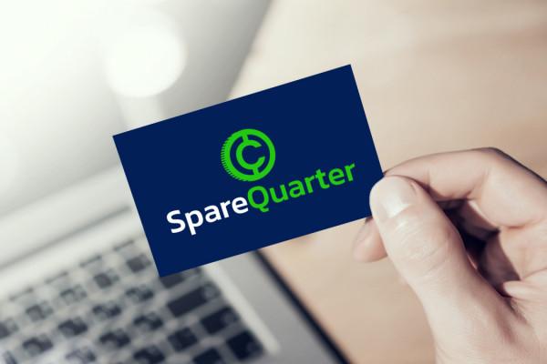 Sample branding #2 for Sparequarter