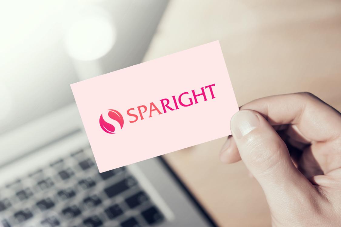 Sample branding #2 for Sparight