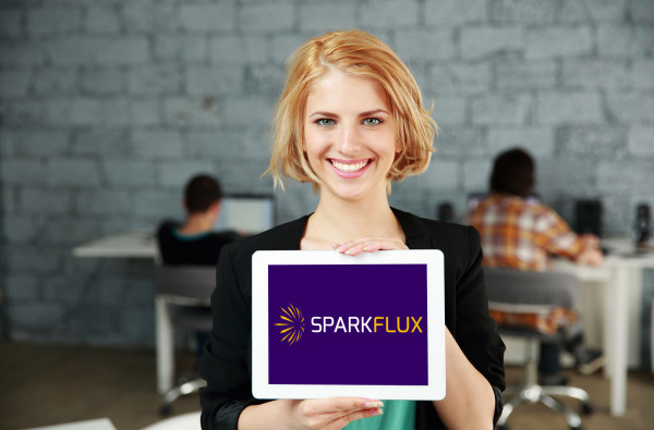 Sample branding #2 for Sparkflux