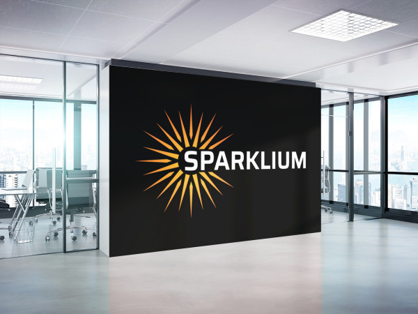Sample branding #2 for Sparklium