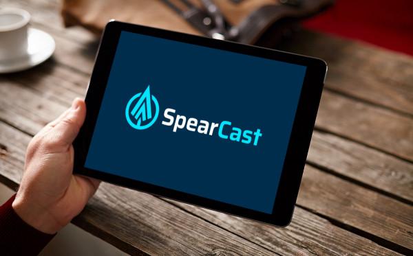 Sample branding #1 for Spearcast