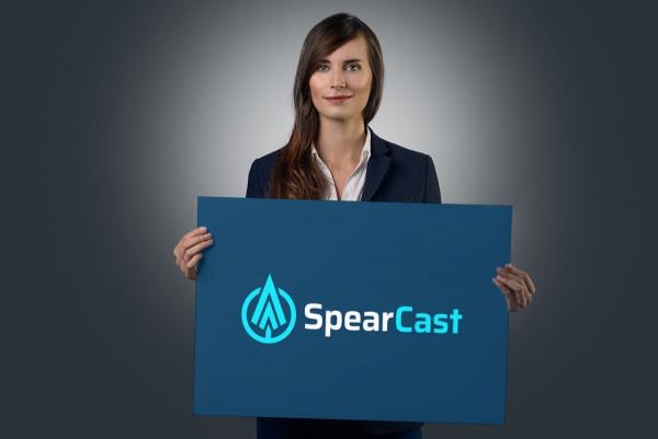 Sample branding #2 for Spearcast