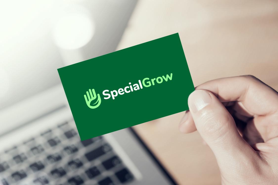 Sample branding #1 for Specialgrow