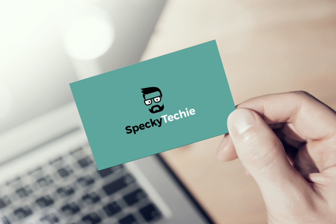 Sample branding #3 for Speckytechie