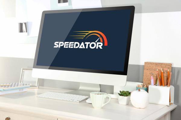 Sample branding #3 for Speedator