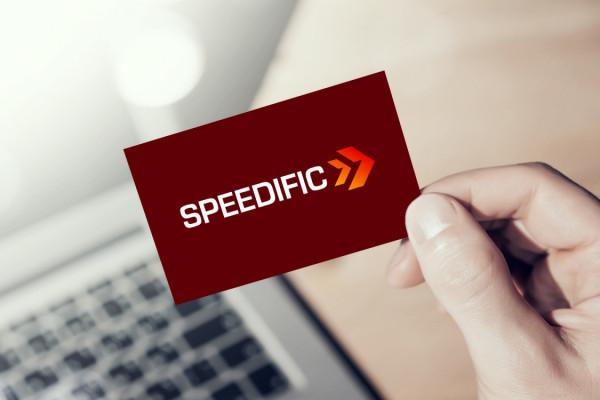 Sample branding #2 for Speedific