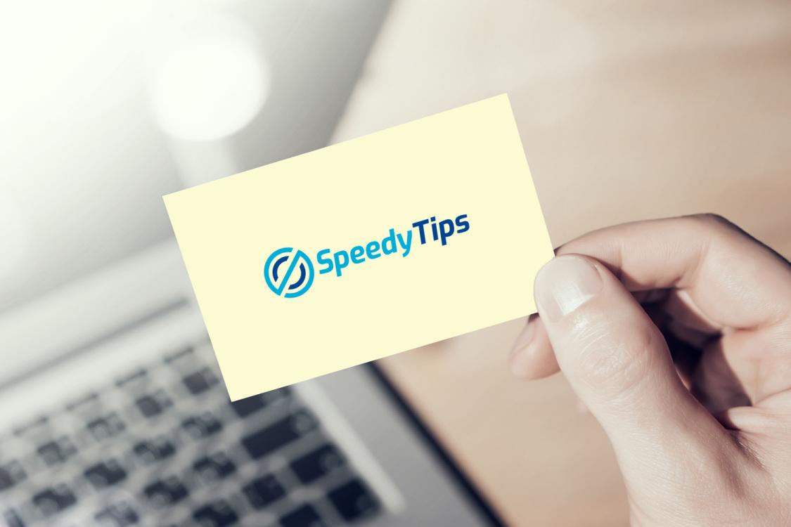 Sample branding #3 for Speedytips