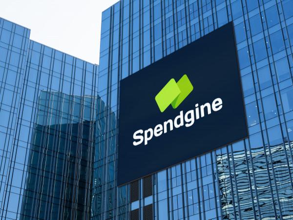 Sample branding #3 for Spendgine
