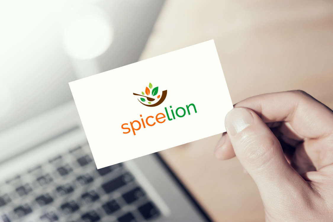Sample branding #1 for Spicelion